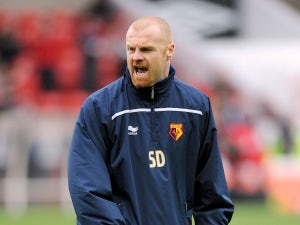 Dyche takes positives from loss