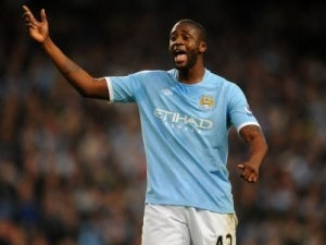 Toure: 'It's difficult being fourth choice'