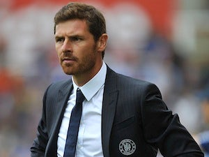 Villas-Boas disappointed with lack of goals