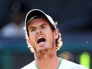 Fire alarm forces Murray out of shower