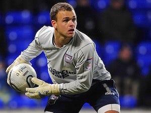 QPR sign keeper Brian Murphy