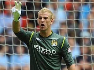 Hart: Playing for Man City is
