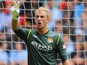 Joe Hart signs new five-year contract at Eastlands