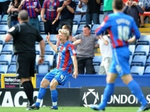 Result: Crystal Palace 2-0 Burnley