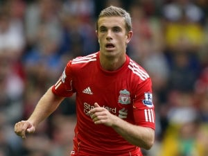 Henderson satisfied with Anfield start