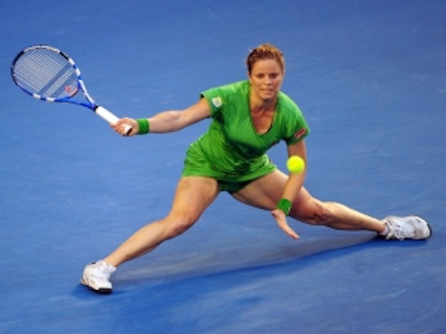 Result: Clijsters storms into third round