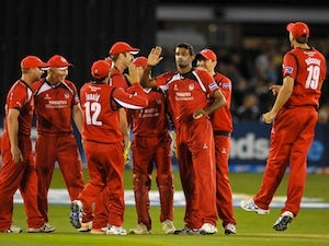 Result: Lancashire beat Sussex