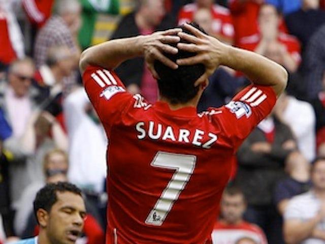 Result: Liverpool 1-1 Sunderland