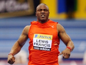 Lewis-Francis overlooked for 100m