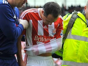 Stoke expect Etherington to be fit for Europa