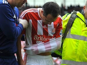 Etherington to have shoulder X-ray