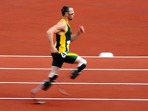 Pistorius formally charged with murder