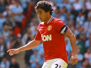 Rafael dislocates shoulder