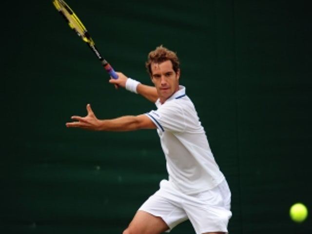 Result: Gasquet sees off Chiudinelli in Basel