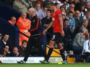 Ferdinand out for six weeks