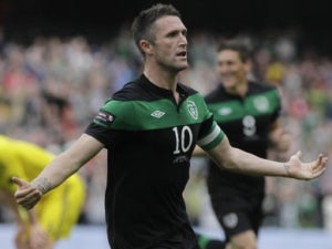 Keane considered Ireland retirement