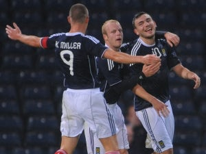 Miller: 'Scotland are improving'