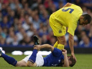 Seamus Coleman tears ankle ligaments