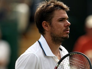 Result: Wawrinka through in Monte Carlo