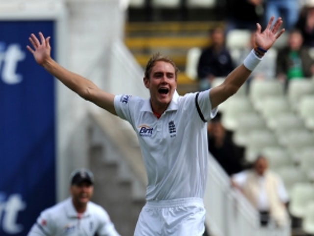 Alistair Cook: 'Stuart Broad is world class'