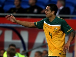 Cahill: 'Playing for Australia is a big thing'