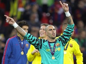 Valdes: 'We want to win Super Cup'