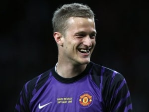 Lindegaard: 'I want to be number one'