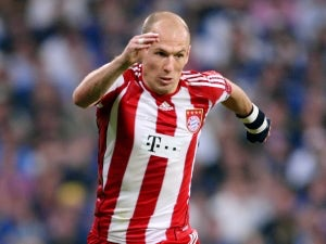 Robben out of Leverkusen clash