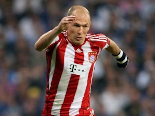 huge selection of 513c9 11073 Arjen Robben: Chelsea were better when I was there - Sports Mole