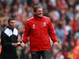 Dalglish: I'm lucky to be boss