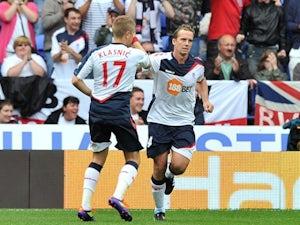 Coyle trusts Bolton strikers