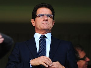 Capello: Rooney unaffected by father's arrest