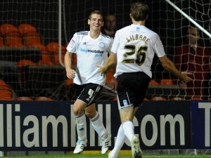 Result: Blackpool 0-1 Derby County