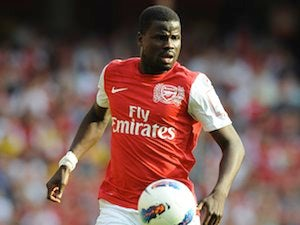 Galatasaray in talks for Arsenal's Eboue