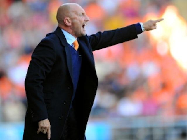 Ian Holloway praises Jamie Vardy