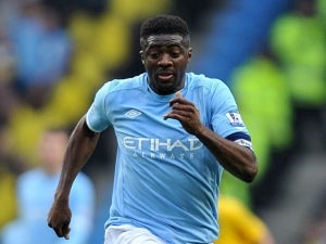 Toure allowed to train with City