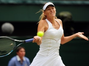 Result: Sharapova makes winning start
