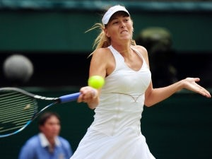 Live Commentary: Sharapova vs. Larcher de Brito - as it happened