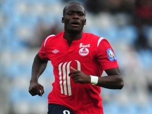 Lille striker Moussa Sow targets Arsenal move