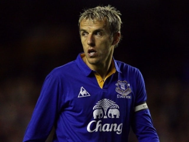 Neville to join England U21s