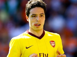 Man City close in on Nasri
