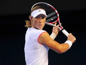 Result: Stosur advances in New York