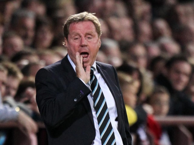 Redknapp focused on title race