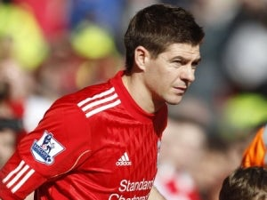 Dalglish pleased with Gerrard omission
