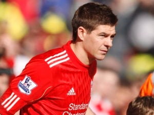 Gerrard wins a start against United