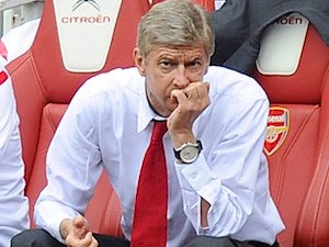 Wenger: We will not win the league