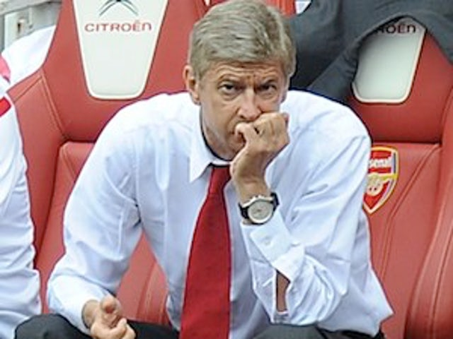 Wenger: Champions League failure would be a