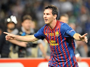 Ferdinand backs Ballon d'Or for Messi