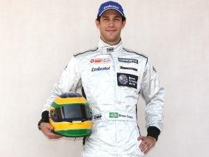 Bruno Senna joins Williams
