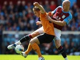 Kevin Doyle, James Collins